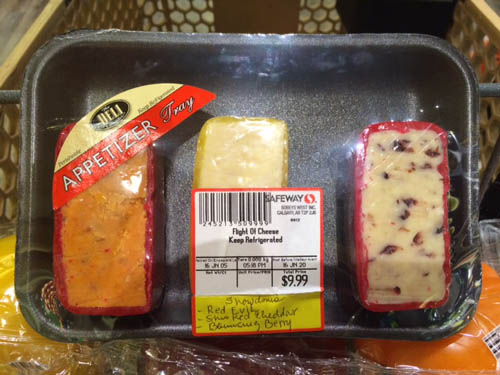 dance of the cheeses